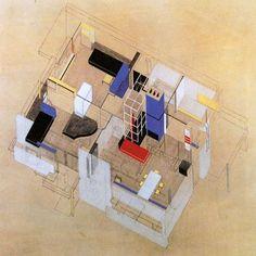 Schroder House, Gerrit Rietveld