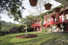 Hacienda Venecia, Manizales, en el Eje Cafetero de Colombia