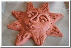 Exploring AZTEC Clay Art for Kids