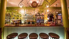 Bouillon Racine Le bar