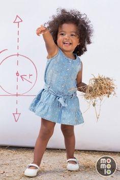 www.momolo.com #kids #dress #modainfantil #fashionkids #childrensfashion #childrens #niños #kids #streetstyle Look de Bóboli | MOMOLO Street Style Kids :: La primera red social de Moda Infantil