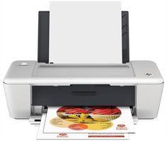 Impresora HP 1015 Con Inyección De Tinta