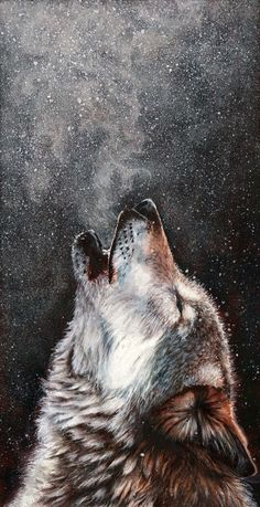 All you have to do is howl when you feel down and I will find you and make it all better