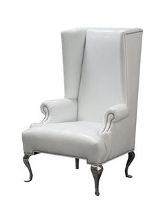 SHO, wing chair