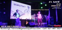 """""""Starlit Sky"""" Pop & Rock Band, Party in the Nothern Suburbs Theatre at Plaasteater Gumtree South Africa, Pop Rock Bands, Free Classified Ads, Pop Rocks, Night Life, Shark, Theatre, Sky, Concert"""