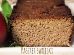 Polish Recipes, Polish Food, Starters, Banana Bread, Food To Make, Cooking Recipes, Homemade, Dishes, Blog