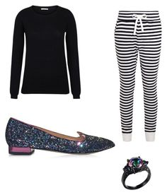 """""""Quirky"""" by amanda-wilson-colson on Polyvore featuring Charlotte Olympia and The Upside"""