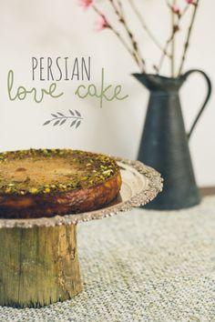 You Me Naturally | Living a toxic-free life.: PERSIAN LOVE CAKE