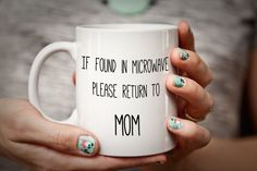 """15 Mugs Every Mom who """"Keeps it Real"""" Needs for her Morning Coffee!"""