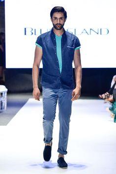 Blue Island Spring-Summer 2017 - Tunis Fashion Week