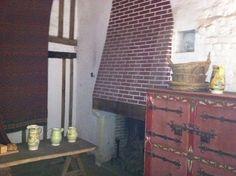 Southampton Medieval Merchant's House interior.