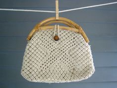 Macrame Handbag                                                                                                                                                     More