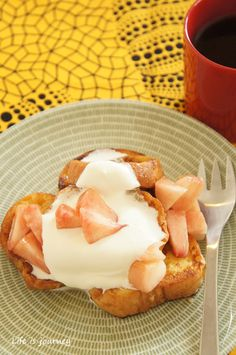 soy french toast