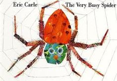 The Very Busy Spider ((Picture Story Book))