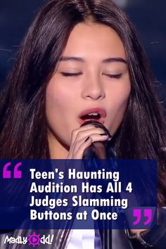 Her audition must have had the most synchronized four chair turn in The Voice history. America's Got Talent Videos, Britain's Got Talent, Talent Show, Voice Auditions, Audition Songs, Music Songs, Music Videos, Adele Songs, Country Music Singers