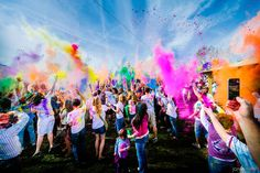The Festival of Colors x1 | #photo