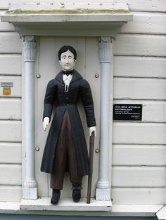 Ilmajoen kirkon vaivaispoika tai -ukko, jolla on pituutta 132 cm. Wooden Statues, Lutheran, Finland, Cathedral, Normcore, History, Cathedrals