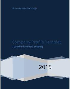 Company profile template 500 Profile Logo, Business Profile, Template Brochure, Flyer Template, Company Profile Template, Name Logo, Design Layouts, Brochure Design, Design Design