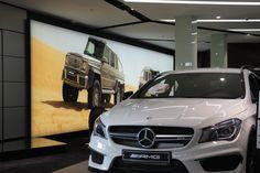 Matrix Frame в автосалоне MERCEDES-BENZ Bmw, Vehicles, Frame, Picture Frame, Car, Frames, Vehicle, Tools
