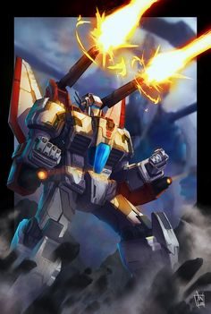 Every now and then i will release an art package that consists of a) one full color digital illustration or b) a traditionally drawn illustration, Transformers Jetfire, Transformers Optimus Prime, Transformers Generation 1, Transformers Characters, Vw Touran, Music Posters, Futuristic Art, Digital Illustration, Anime