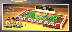 1980 Montgomery Ward Christmas Catalog and the Tudor NFL Electric Football Super Bowl game