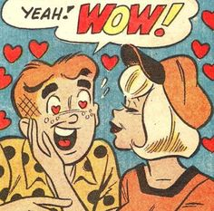 """From """"Play Ball"""" (December Betty and Me, Issue Archie Comics, Funny Comics, Archie Jughead, The Funny, Witch, Paradise, December, Play, Drawings"""