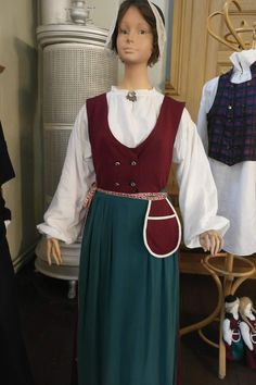 Finland, Costumes, Dress Up Outfits, Costume, Suits