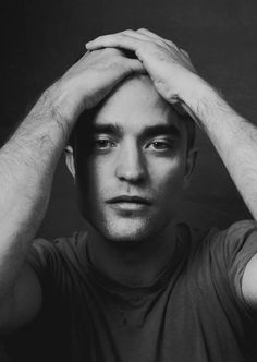 Robert Pattinson photographed by Austin Hargrave.
