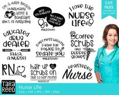 Nurses Week Quotes Discover Nurse Life - Nurse SVG and Cut Files for Crafters Nurses Week Quotes, Nurse Quotes, Circuit Projects, Vinyl Projects, Circuit Crafts, Nurse Art, Rn Nurse, Meant To Be Quotes, Character Quotes
