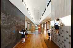 Image 1 of 27 from gallery of AN Kindergarten  / HIBINOSEKKEI + Youji no Shiro. Photograph by Studio Bauhaus