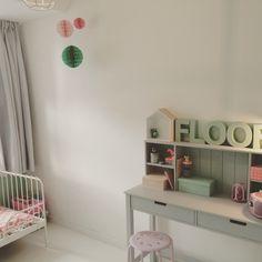 #desklove Nieuwe kamer Floor