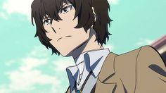 """ i like suicide "" — thumorrow:   Dazai-san Bungou Stray Dogs episode..."