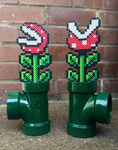 Super Mario Bros. Piranha Plant in a Pipe (Each Sold Separately)