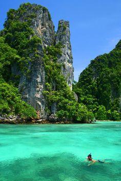 Koh Phi Phi Islands, Thailand