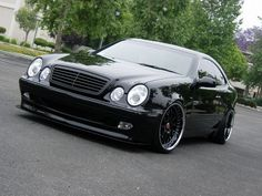 Car Spotlight>> Bippu Mercedes Clk The VIP or Bippu trend is not really catching on in Europe, but there are tuners that fill the void in tuning big sedans and luxuries cars. Mercedes G Wagon, Mercedes Maybach, Mercedes Clk 320, Used Mercedes, Used Engines, Engines For Sale, Most Popular Cars, Honda Civic Coupe, Ac Schnitzer