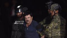 La irónica respuesta de Joaquín El Chapo Guzmán cuando Sean Penn le preguntó por Donald Trump