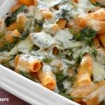 Spinach Pasta Bake #babyledweaning #blw #fussyeaters