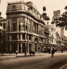 Clube de Engenharia - Avenida Rio Branco (antiga Avenida Central), Centro, Rio de Janeiro - RJ, Brasil