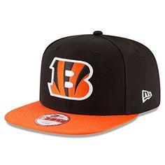 c65115d67b9 New Era Kids  Cincinnati Bengals 2016 Sideline Original Fit Cap -  Black Orange Adjustable. Snapback CapSports Fan ShopNfl SportsClassic HatsNew  ...