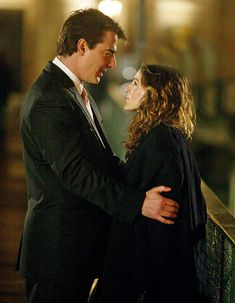 best tv couples of all time | Best TV Couples of All Time Pictures - Mr. Big and Carrie Bradshaw ...