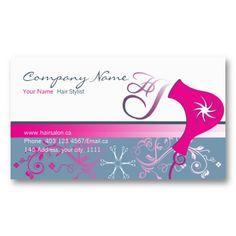 19 best hair stylist business cards templates images on pinterest hair salon business card flashek Gallery
