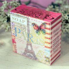 Pretty Paris Soap