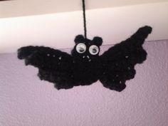 Murciélago de hallowen boo! a crochet #tutorial - YouTube