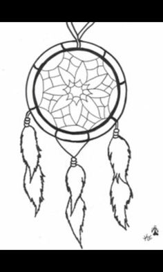 Very Attractive Dream Catcher Coloring Pages Dreamcatcher Of Mandala Printable