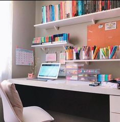 Room Design Bedroom, Room Ideas Bedroom, Home Room Design, Bedroom Decor, Deco Cool, Study Room Decor, Aesthetic Room Decor, Dream Rooms, Desk Organization