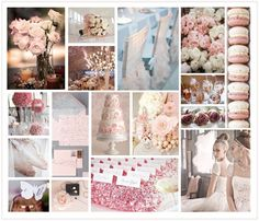 A Snapdragon Parties wedding mood board