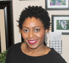 How I defined my Natural Hair with Finger Coils. Finger Coils Natural Hair, Coiling Natural Hair, 4b Natural Hair, Natural Hair Salons, Natural Hair Care Tips, Natural Hair Styles, Short Hair Styles, Tapered Twa, Finger Curls