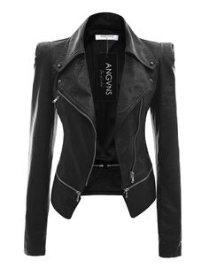 Women's Leather Jacket. Christmas wish list!