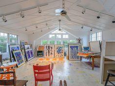Richard Claremont Art And Inspiration Studio