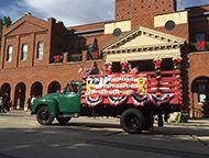 Grapevine Veteran Parade 2015 - Grapevine,Texas Events